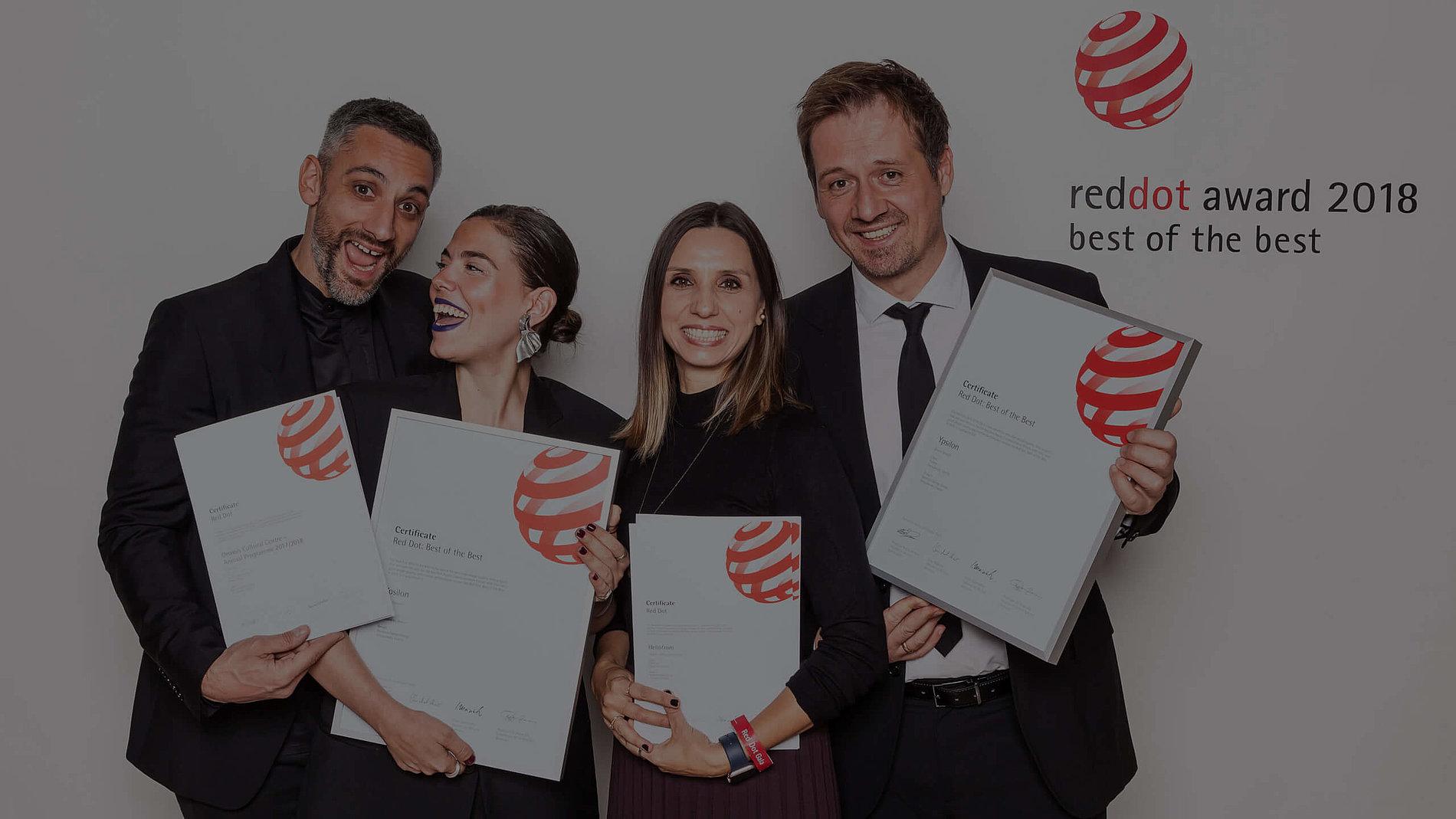 Red Dot Award Brands Communication Design 2019 Commences Red Dot