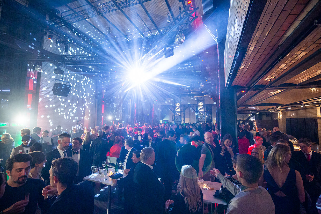 The Designers' Night invites to celebrate, dance and network