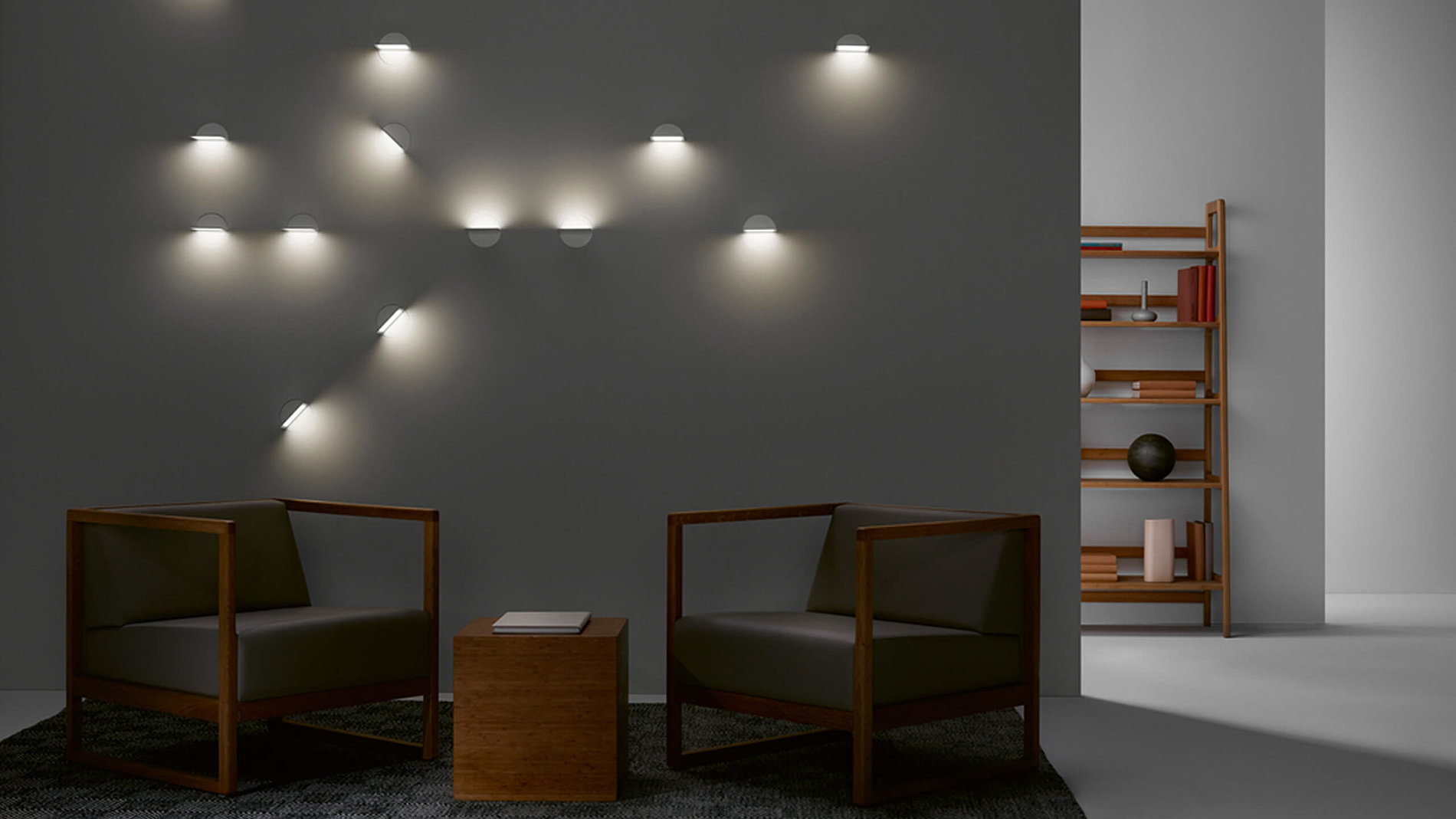 In A Favourable Light Puristic And Exceptional Lamps Red Dot