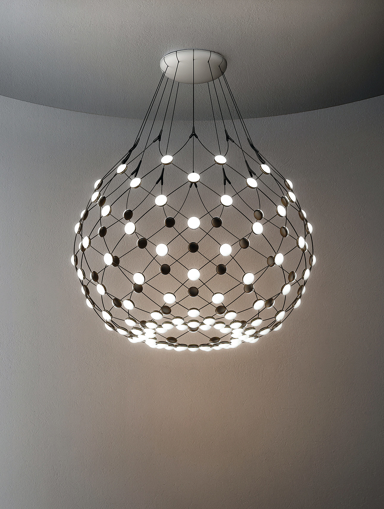 Outstanding Design And Its Makers Lamp Mesh Red Dot