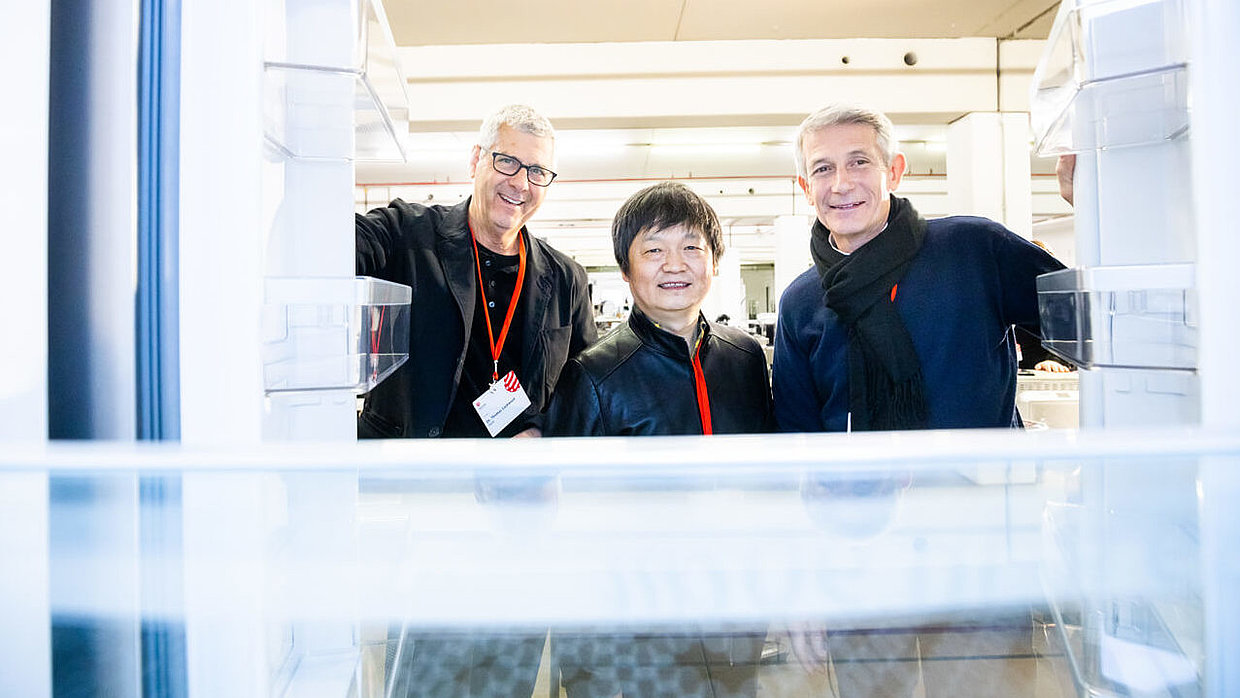 Thomas Lockwood, Renke He and Robin Edman