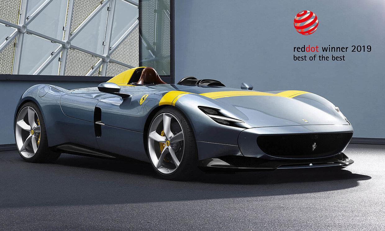 Success Story Ferrari Design