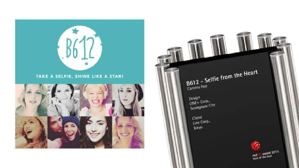 b 612 camera