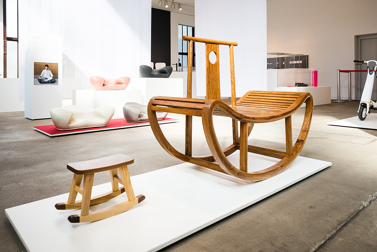 Award-winning products in the Red Dot Design Museum Essen