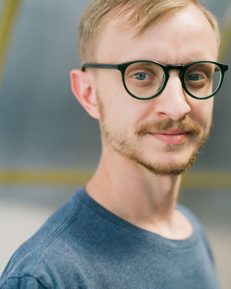Pavel Vrzhesch, Creative Director von Banda Agency