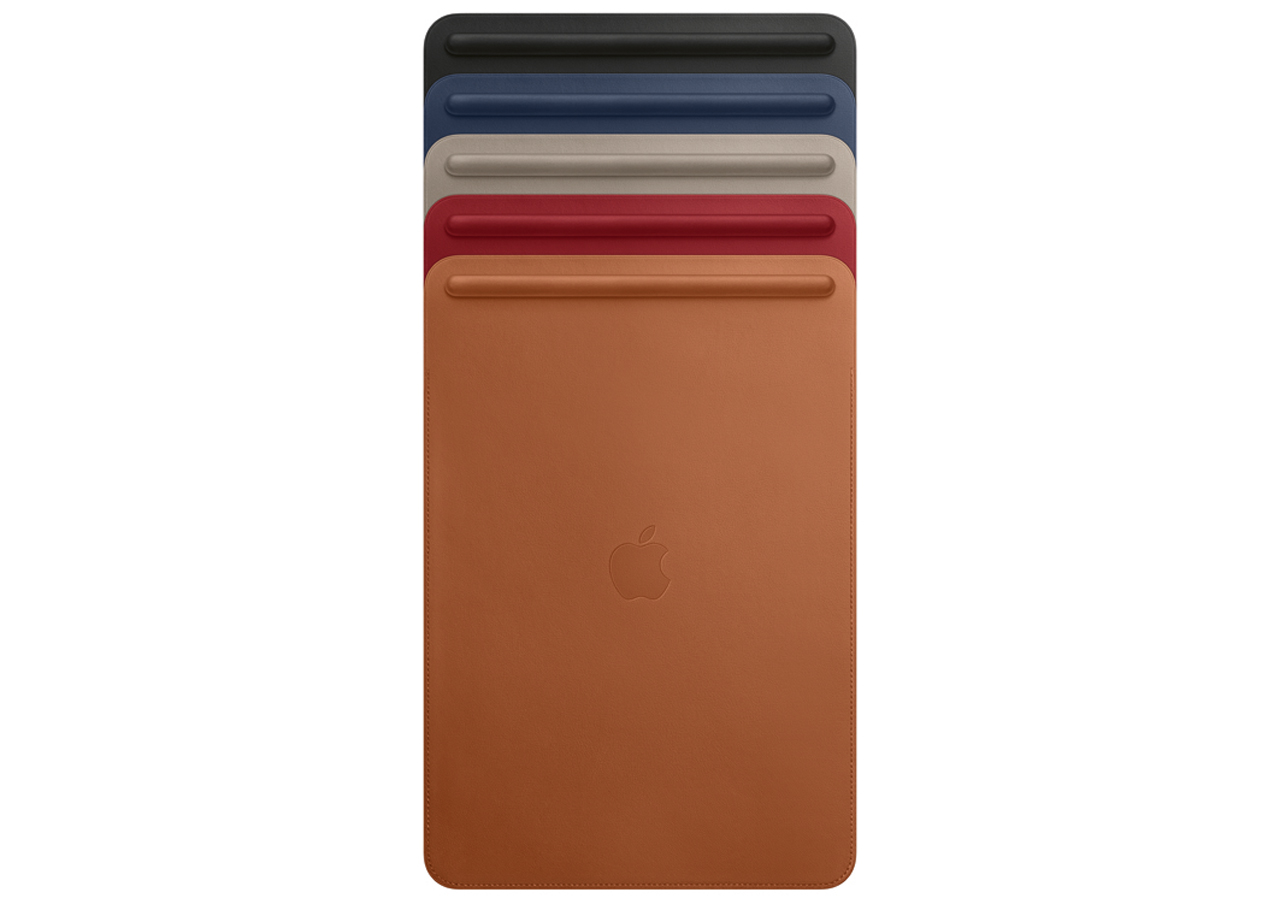 "Leather Sleeve for the 10.5"" iPad Pro"