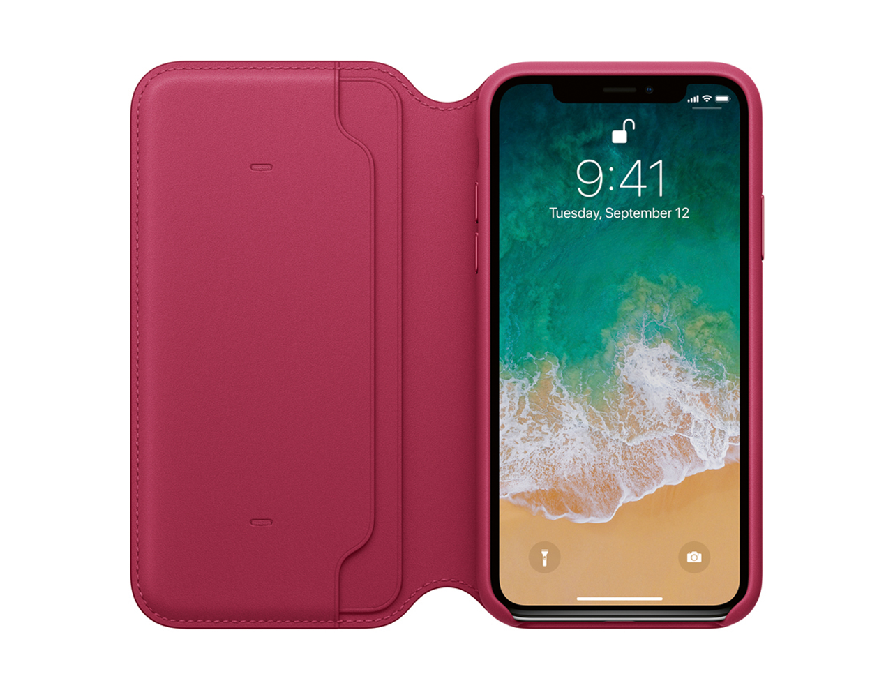 Leather Case for the iPhone X