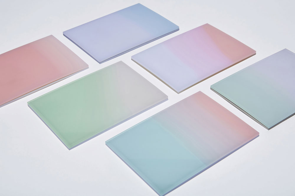 Color blending effect in plastics by LOTTE Advanced Materials