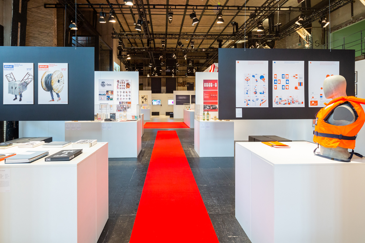 "Exhibition ""Design on Stage"" in Berlin 2019"