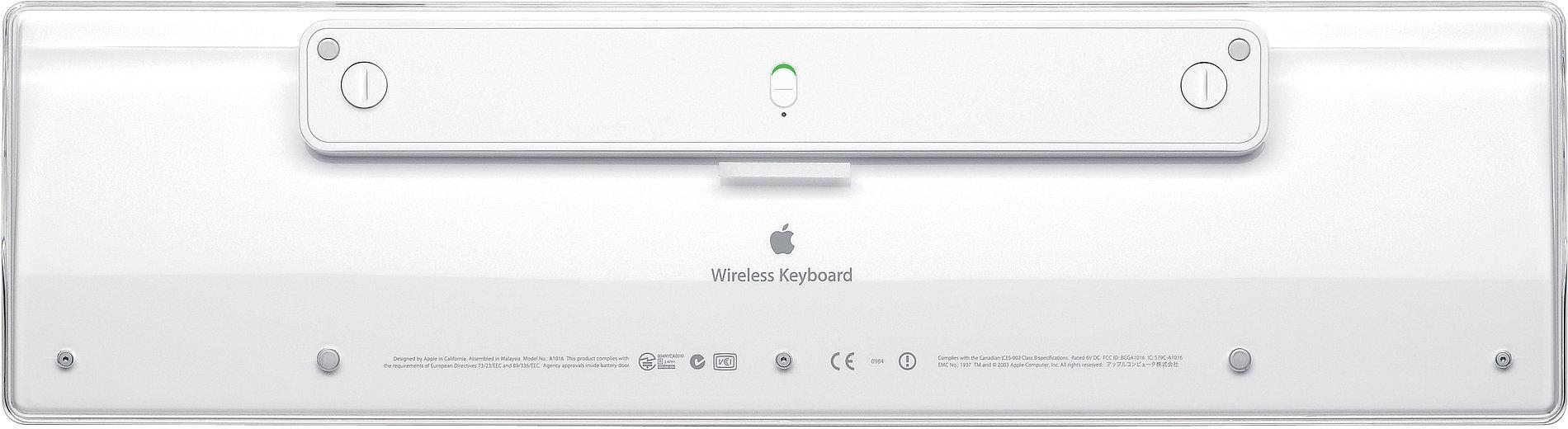 Apple Wireless Keyboard | Red Dot Design Award
