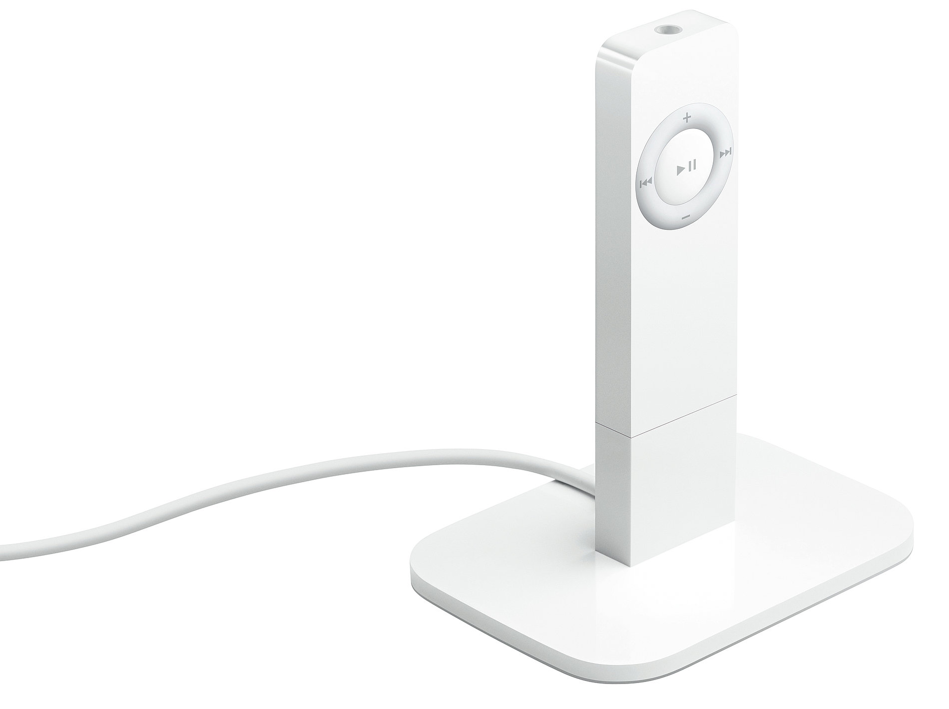 iPod shuffle Dock | Red Dot Design Award