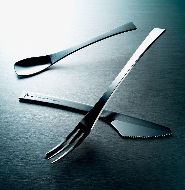 Opus One  Cutlery | Red Dot Design Award