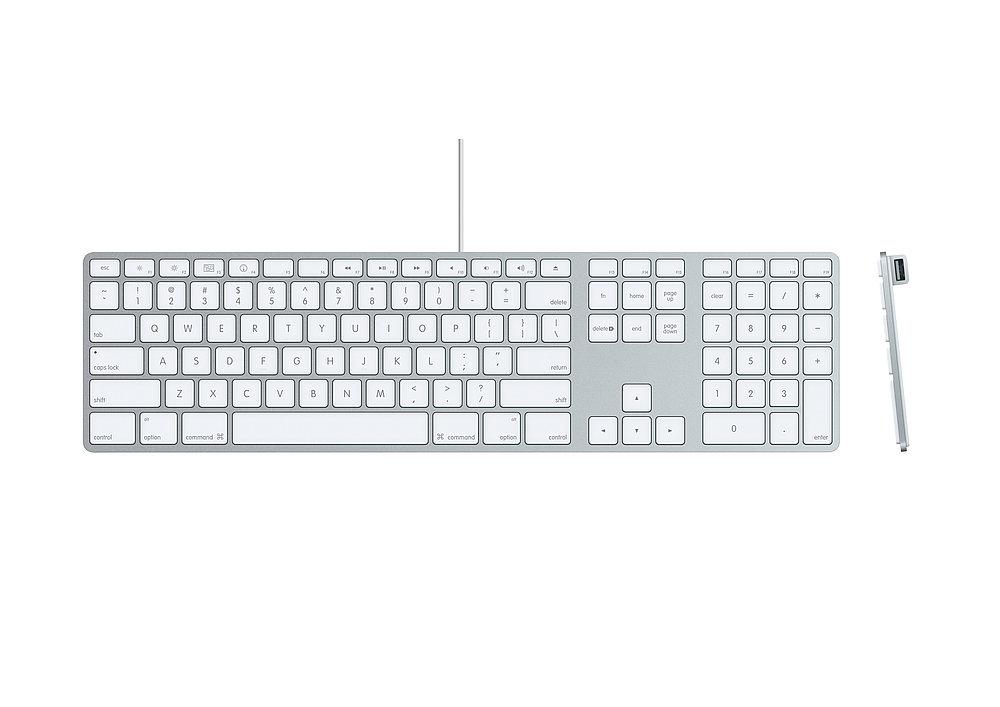 Apple  Tastatur | Red Dot Design Award