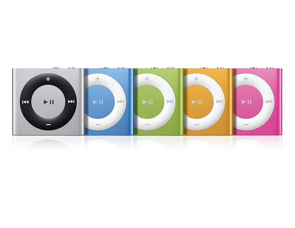 iPod shuffle | Red Dot Design Award