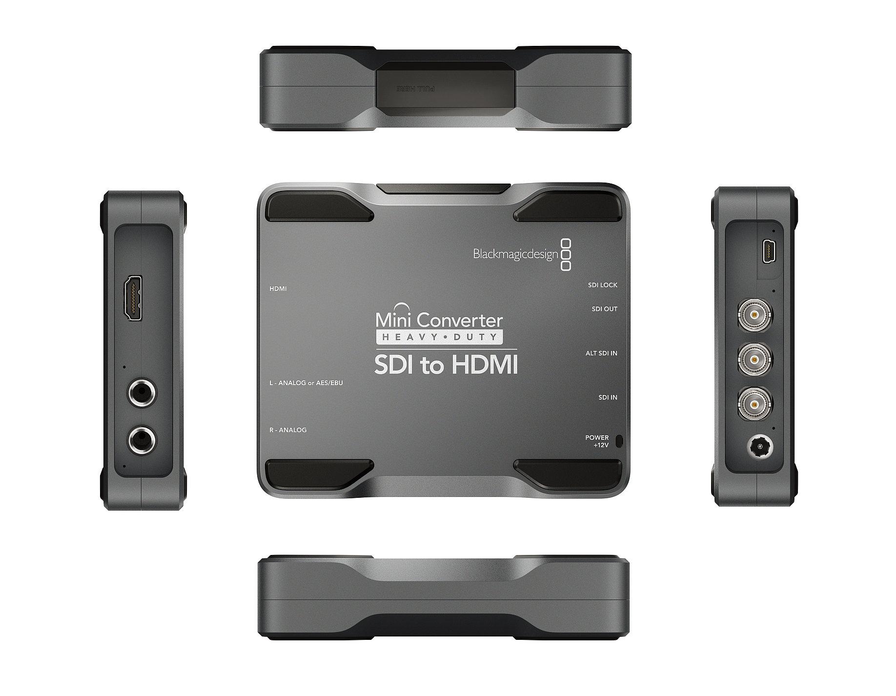 Heavy Duty Mini Converter | Red Dot Design Award