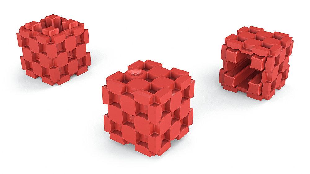 Lini cube | Red Dot Design Award