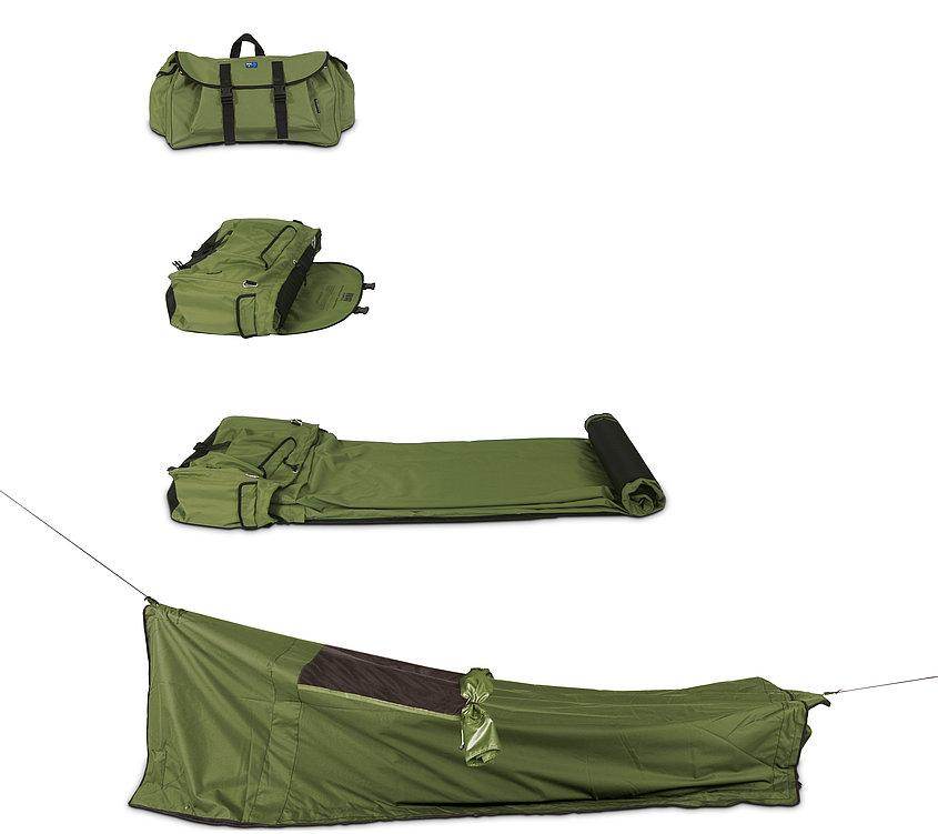 Backpack Bed | Red Dot Design Award
