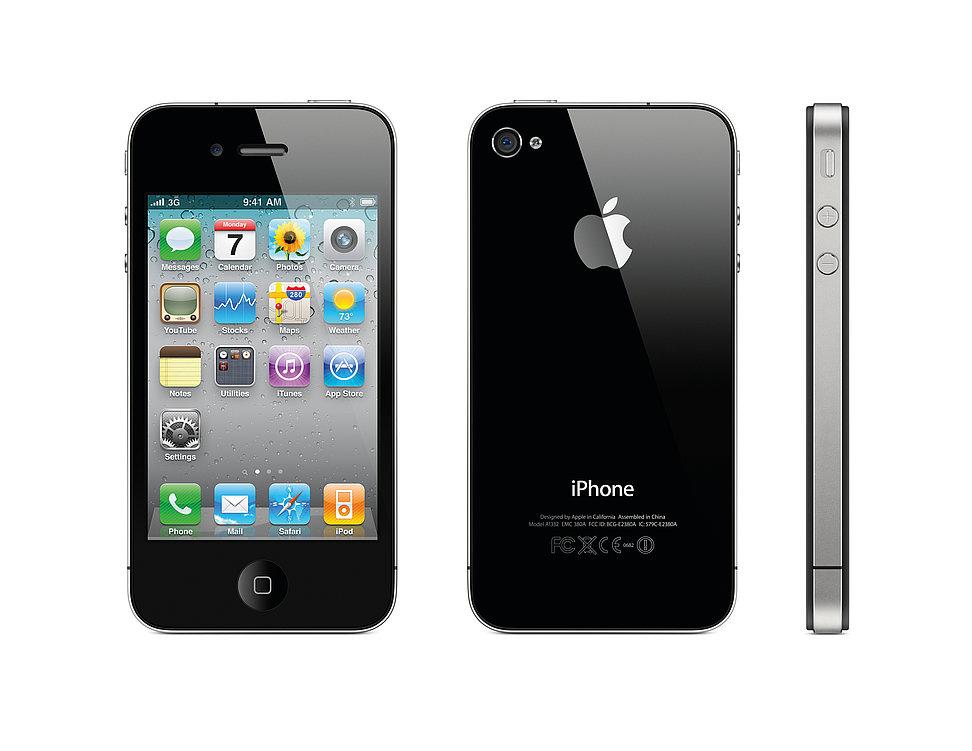 iPhone 4 | Red Dot Design Award