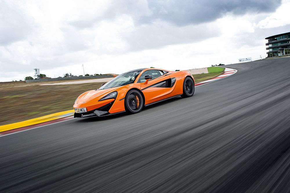 McLaren 570S | Red Dot Design Award