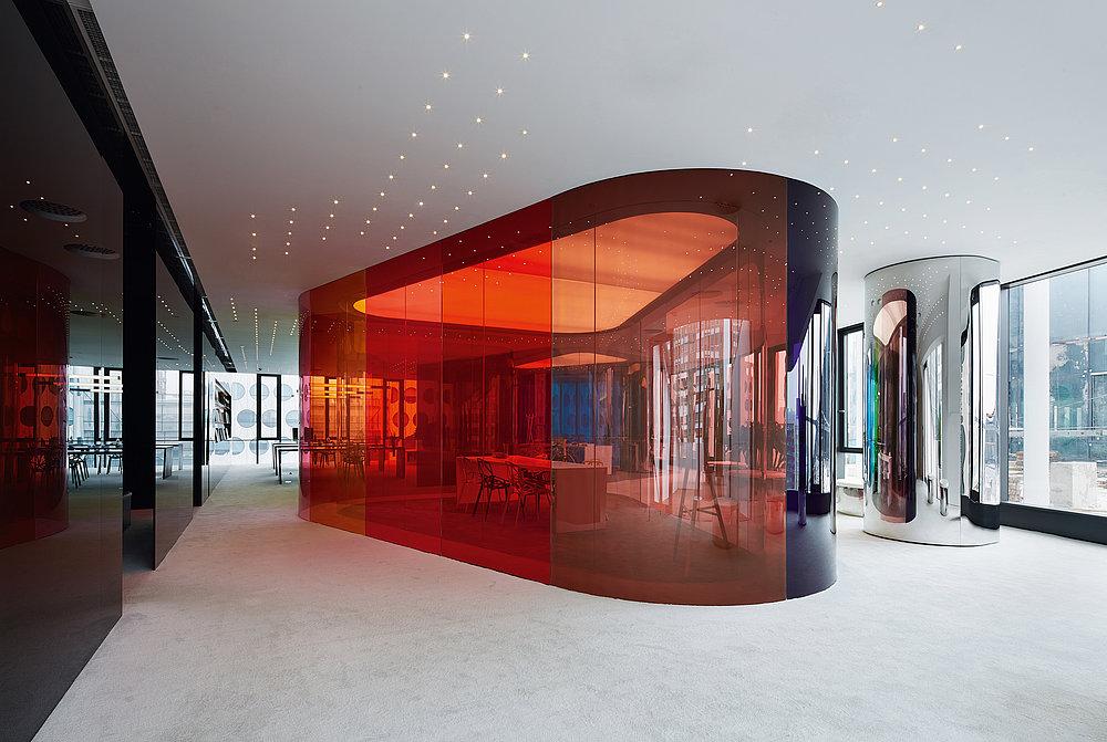 SOHO Guanghualu II | Red Dot Design Award