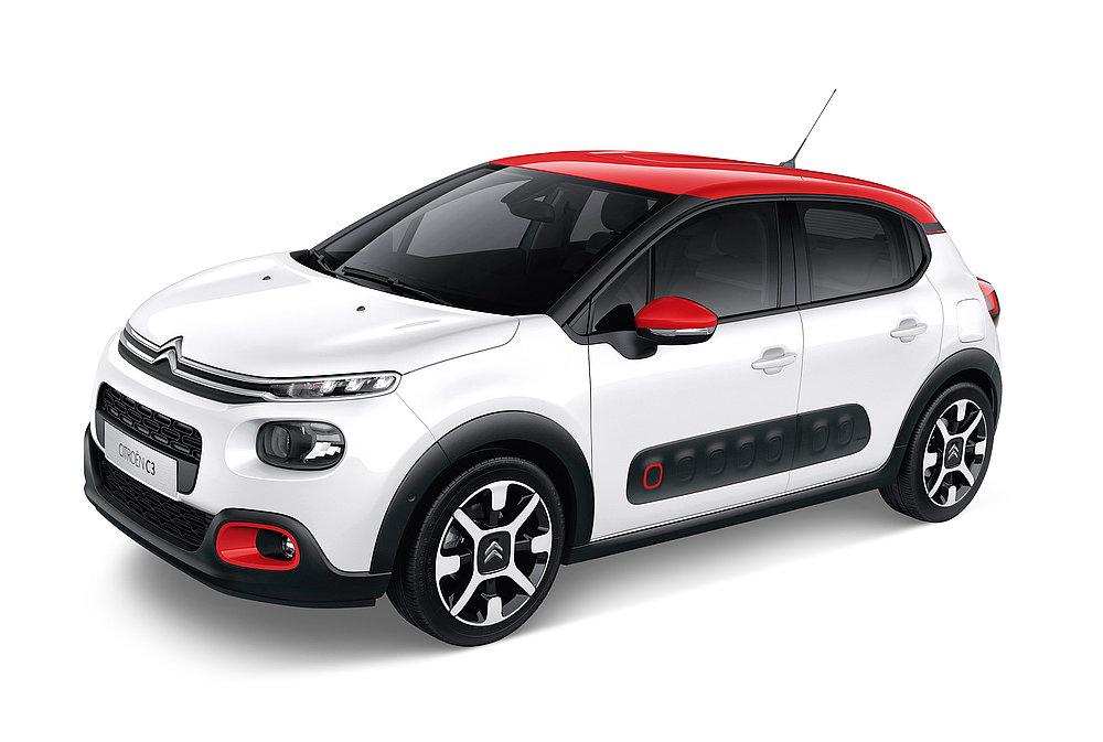 Citroën C3 | Red Dot Design Award