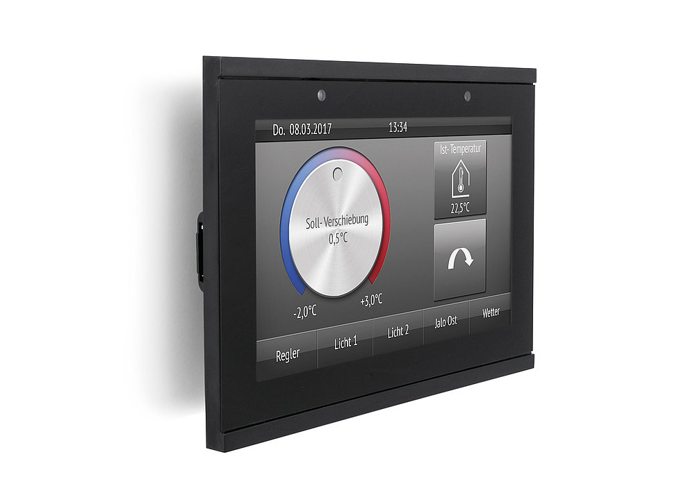 Corlo Touch KNX 5in | Red Dot Design Award