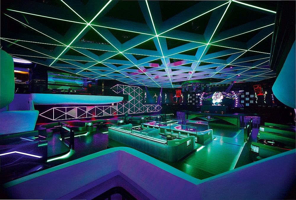 Omni Nightclub Taipei | Red Dot Design Award