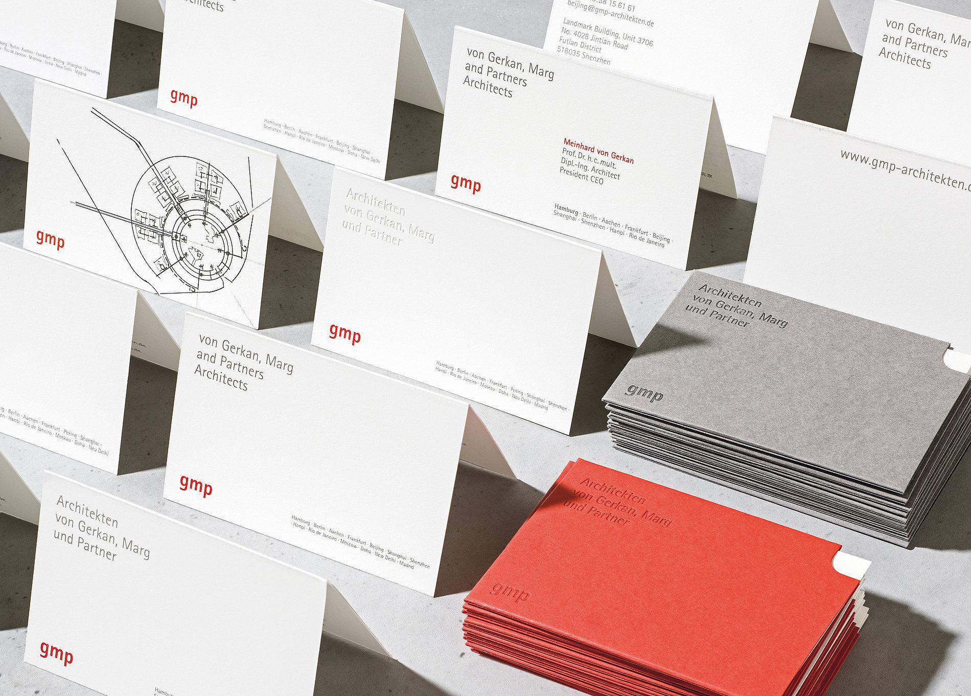 gmp · Architekten von Gerkan, Marg und Partner | Red Dot Design Award