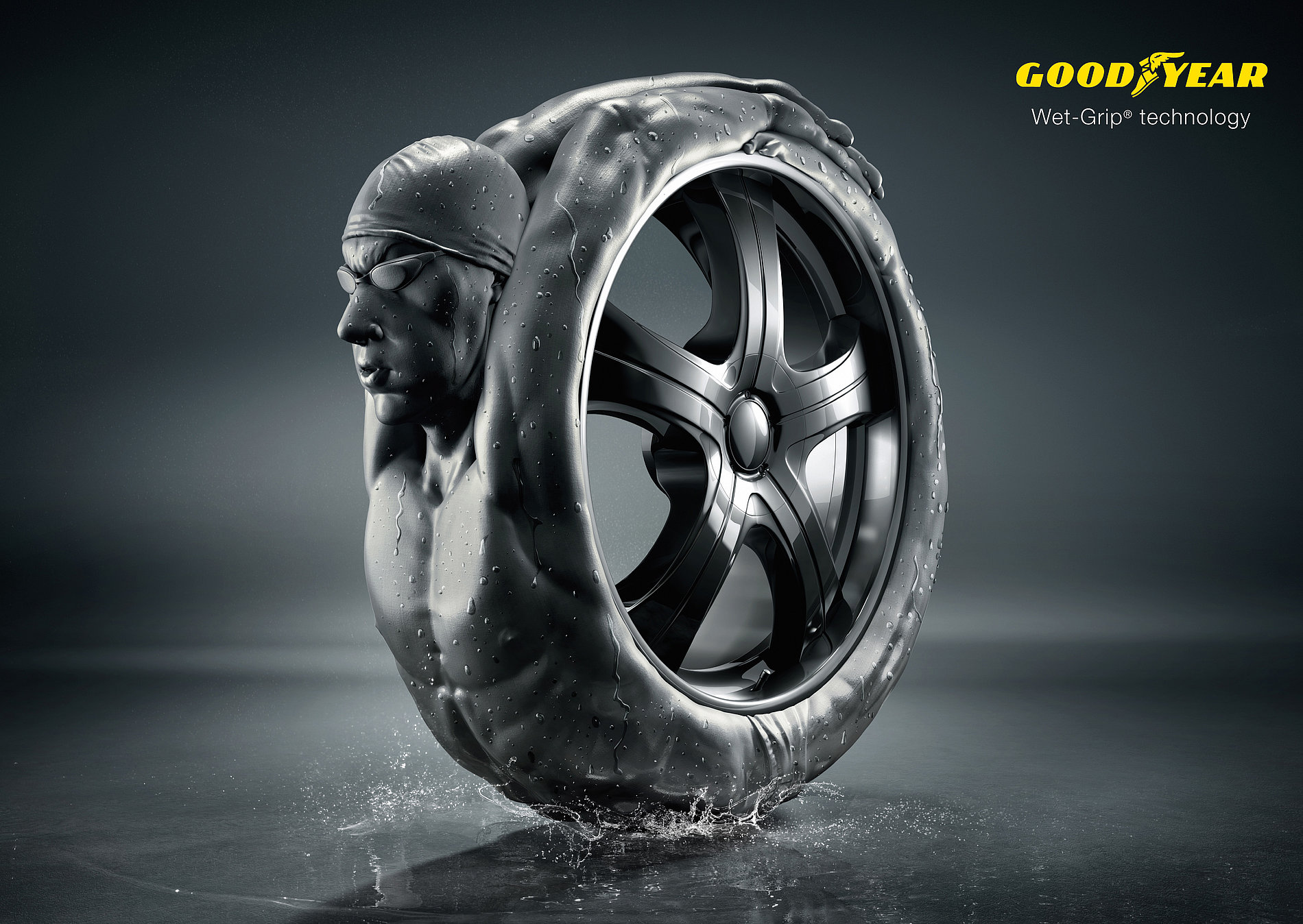 Tire People | Red Dot Design Award