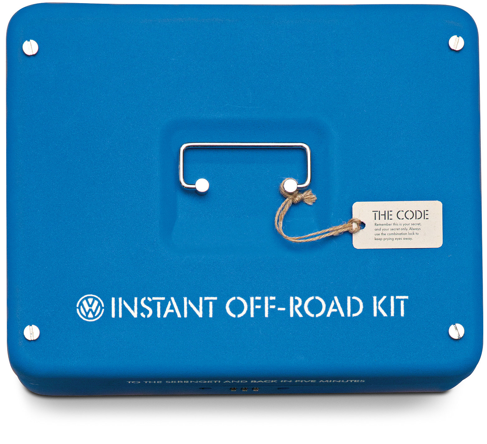 Instant Off-Road Kit | Red Dot Design Award