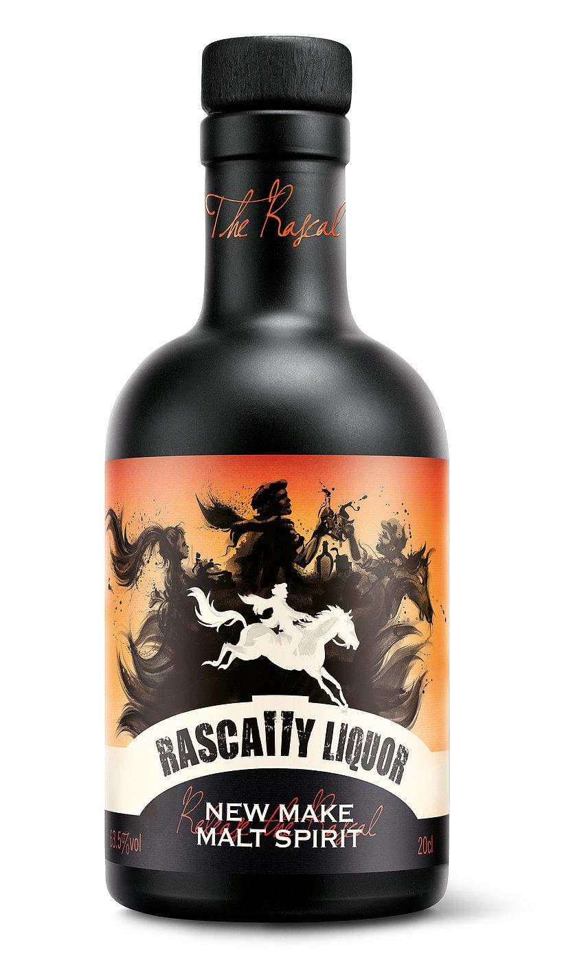 Rascally Liquor   Red Dot Design Award