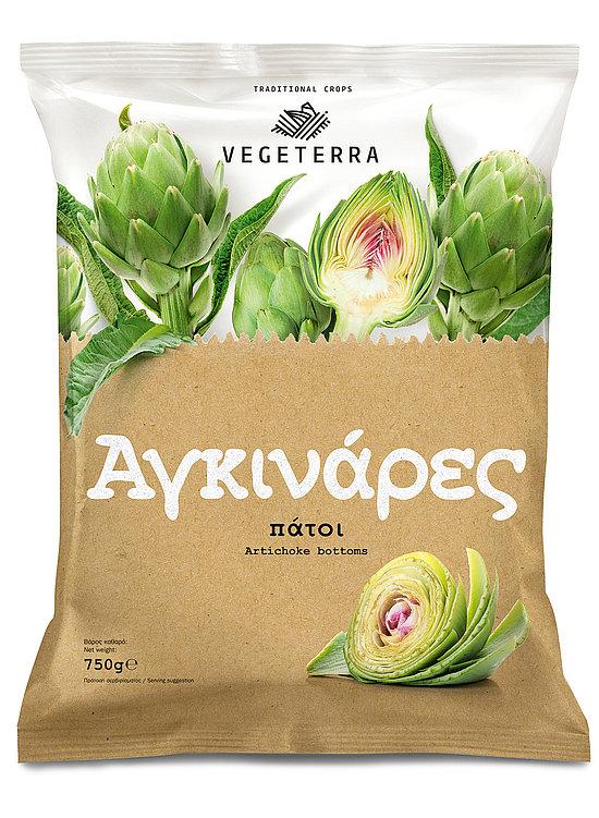 Vegeterra Frozen Vegetables | Red Dot Design Award