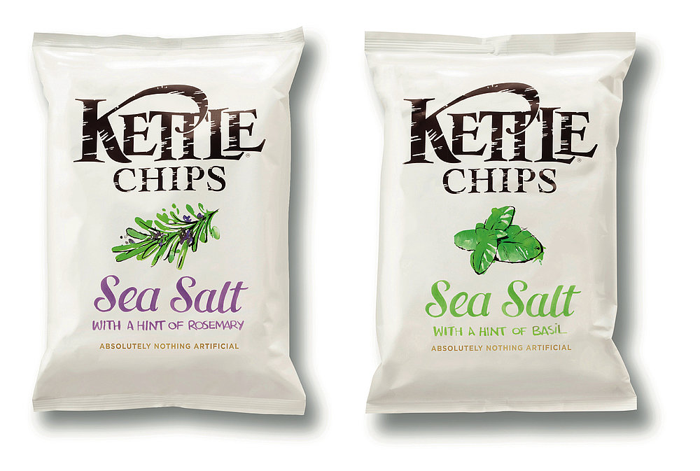 Kettle Chips Sea Salt with a Hint of… | Red Dot Design Award