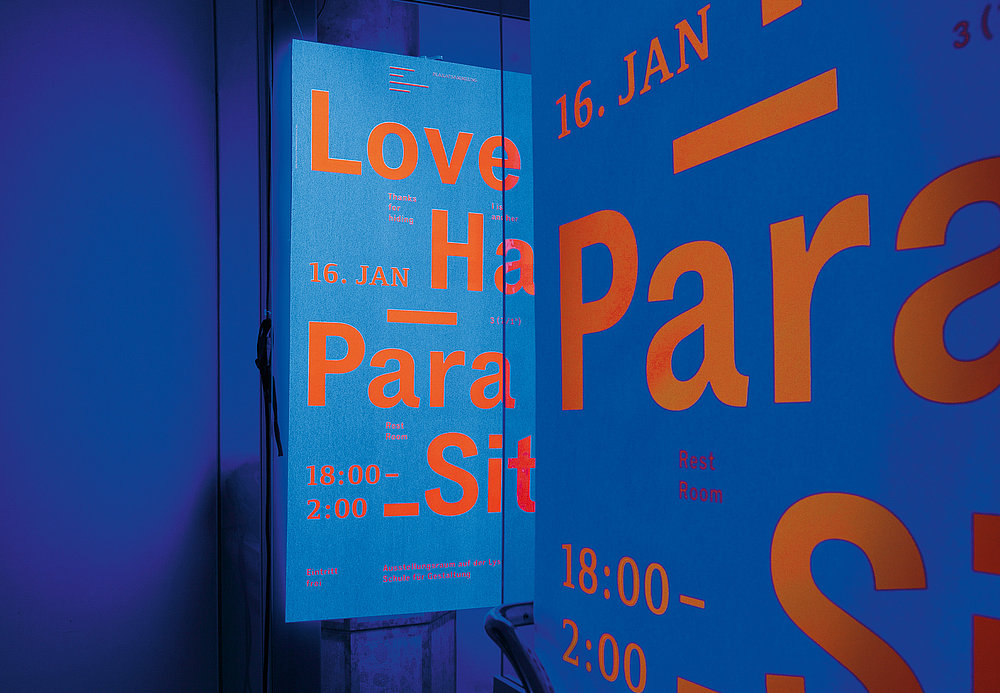 Love to Hate – Para_Site   Red Dot Design Award
