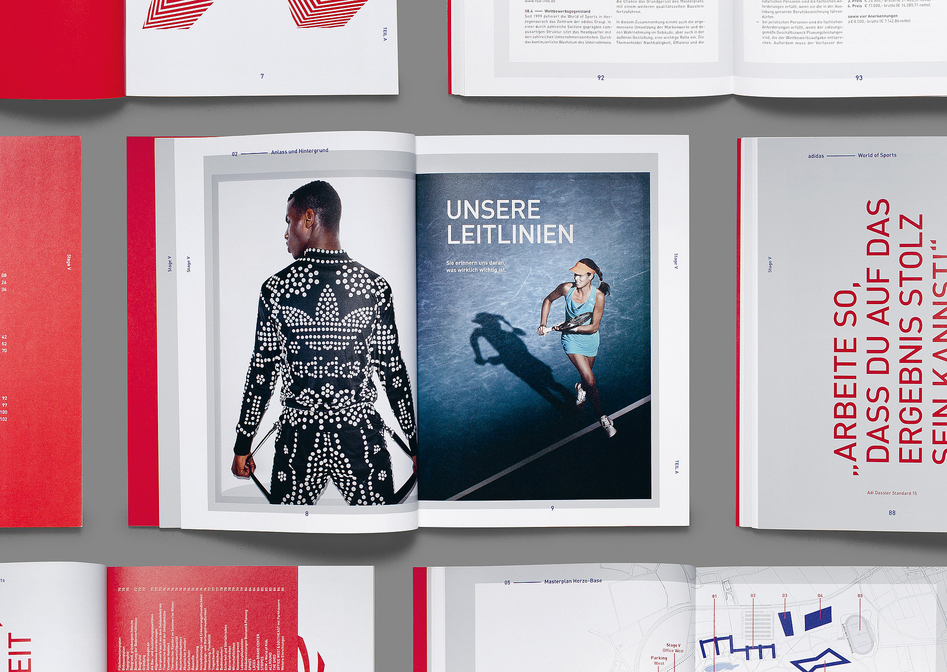 World of Sports – Stage 5   Red Dot Design Award