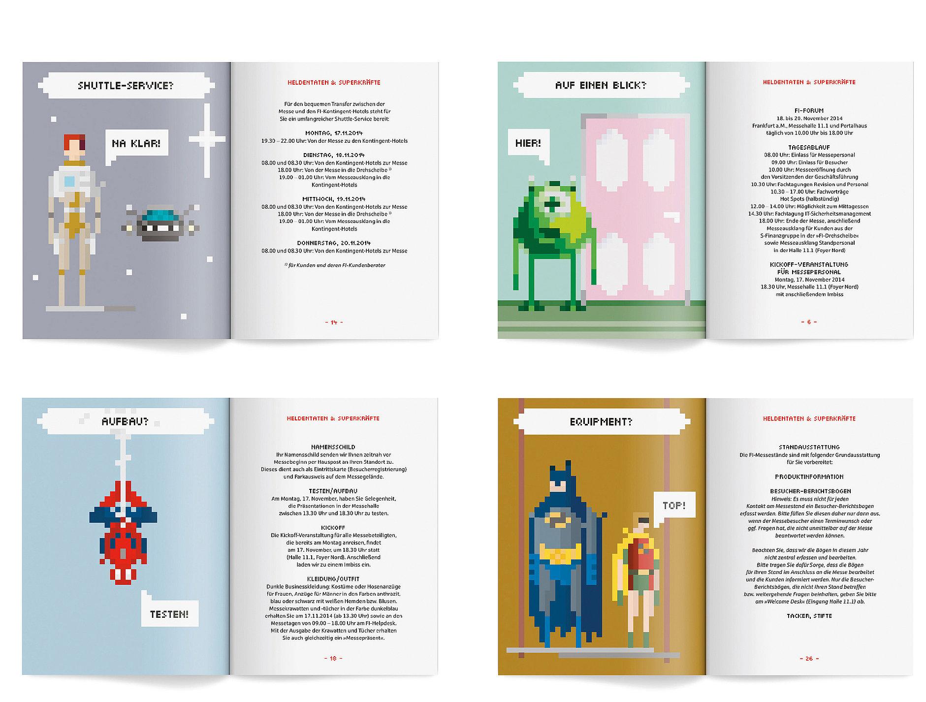 Heldentaten & Superkräfte | Red Dot Design Award