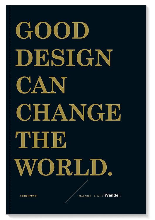 Strichpunkt Magazine   Red Dot Design Award