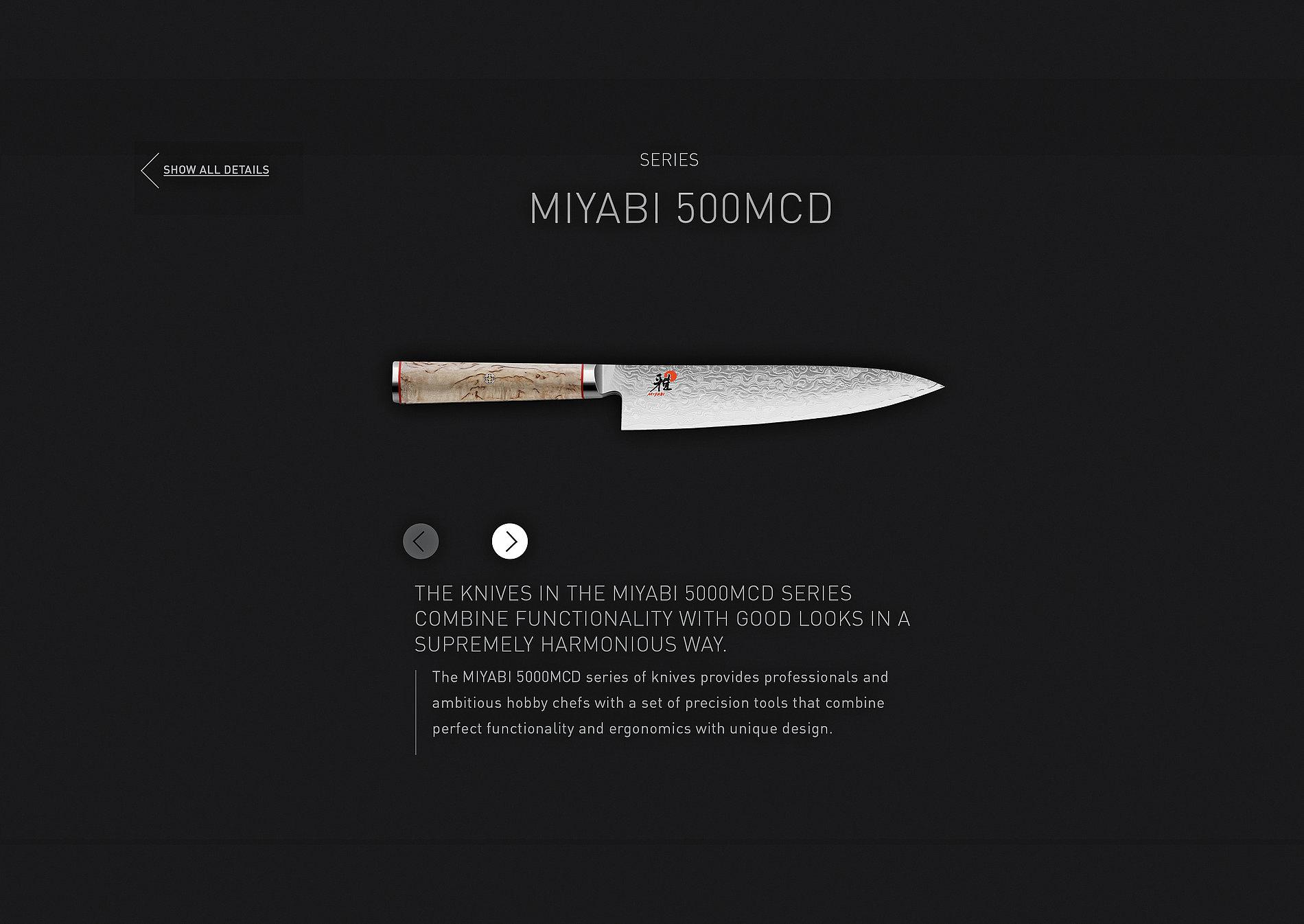 Miyabi Brand Experience | Red Dot Design Award