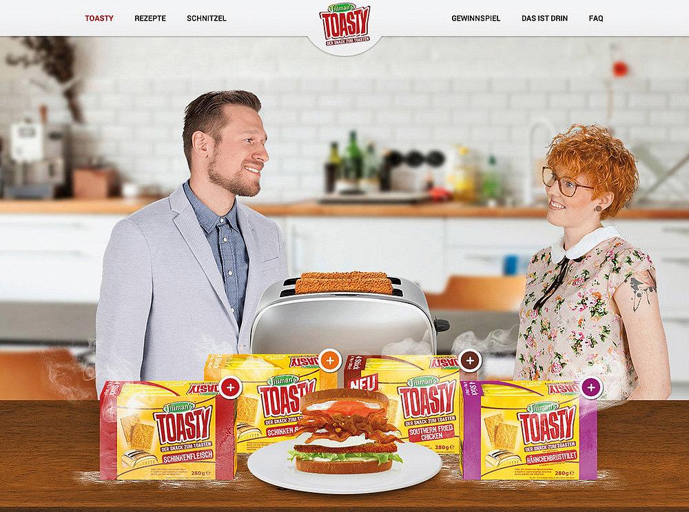 Tillman's Toasty | Red Dot Design Award