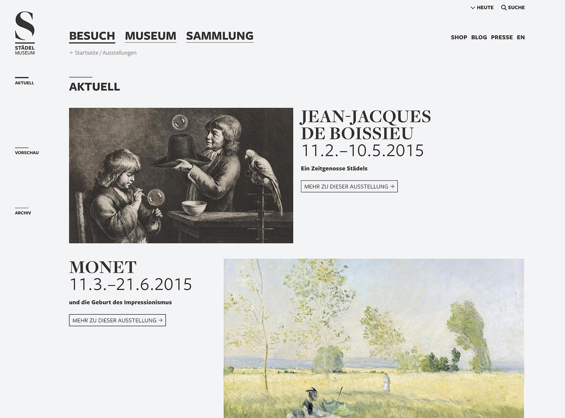 staedelmuseum.de | Red Dot Design Award