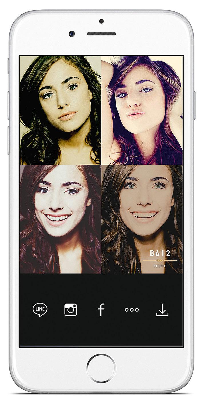 B612 – Selfie from the Heart | Red Dot Design Award
