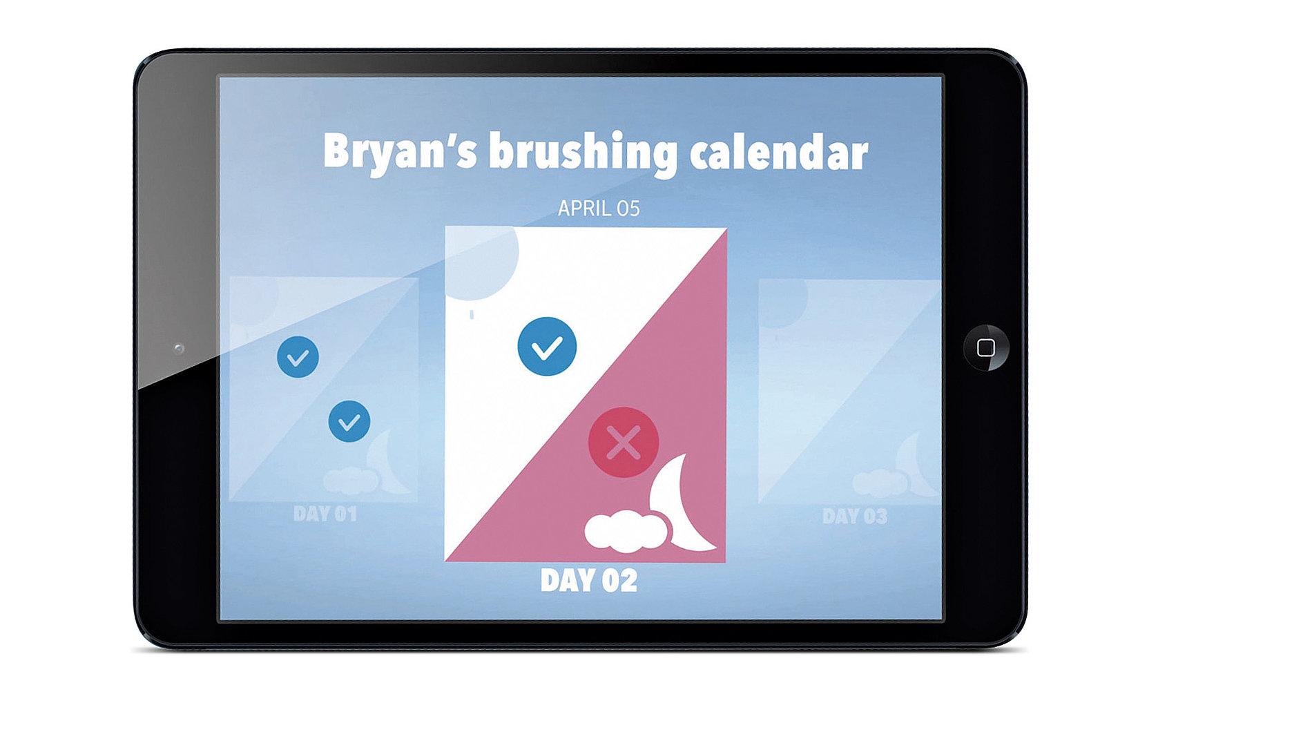 Philips Sonicare Brush Busters App | Red Dot Design Award