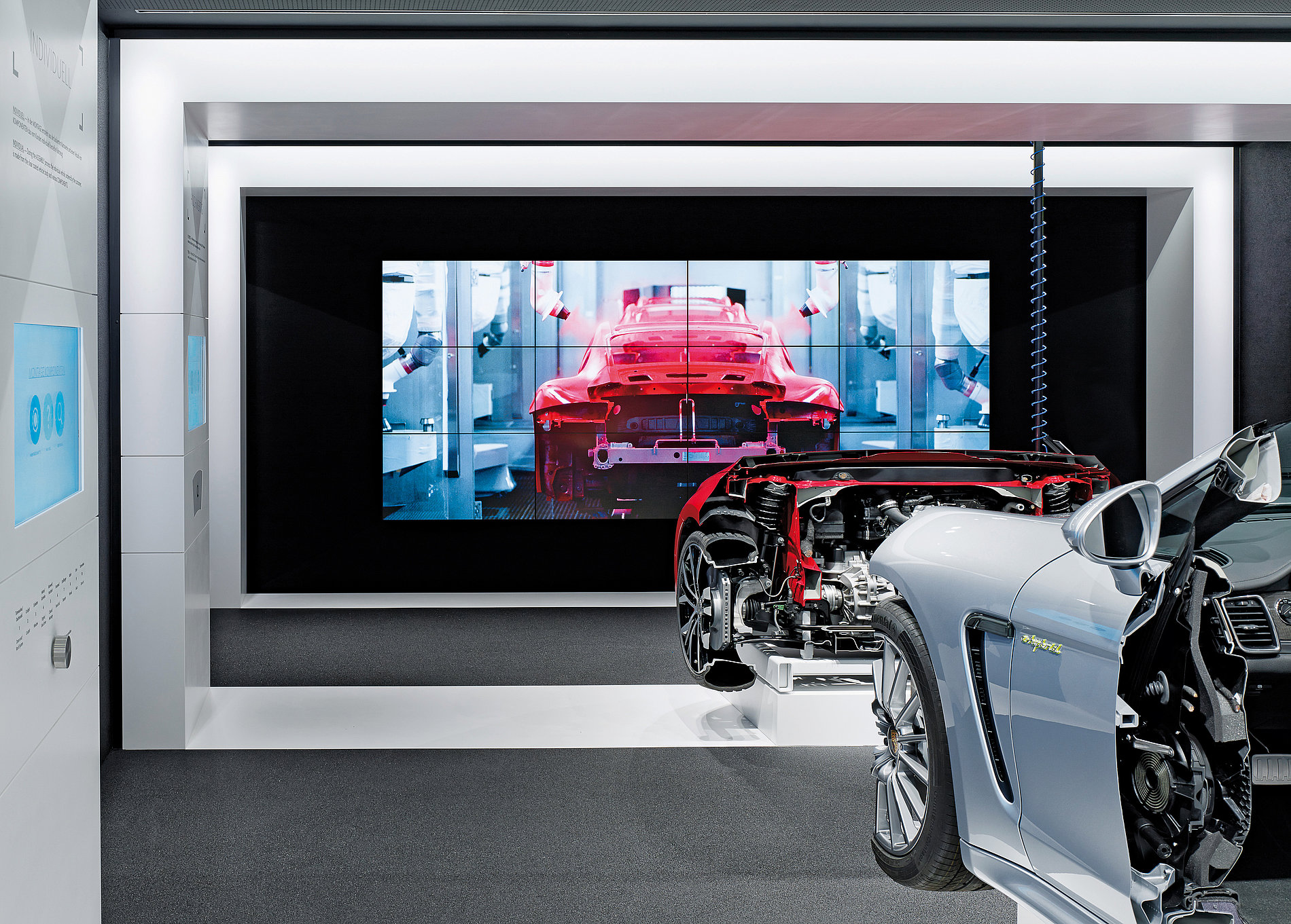 Autowerk – Portal to Production | Red Dot Design Award