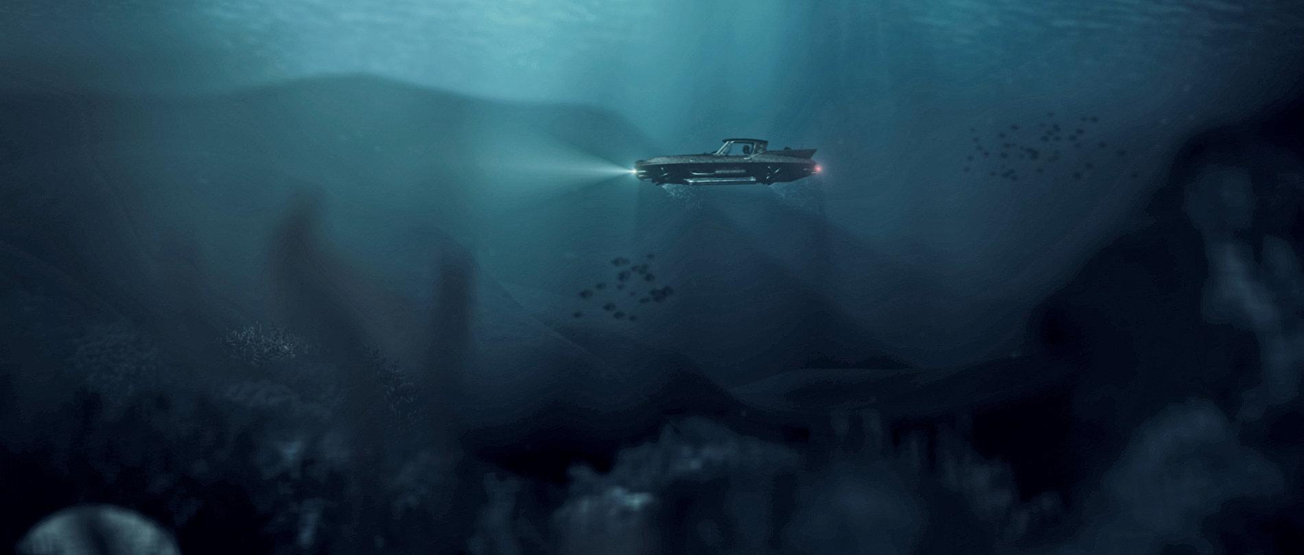 Sea Odyssey | Red Dot Design Award