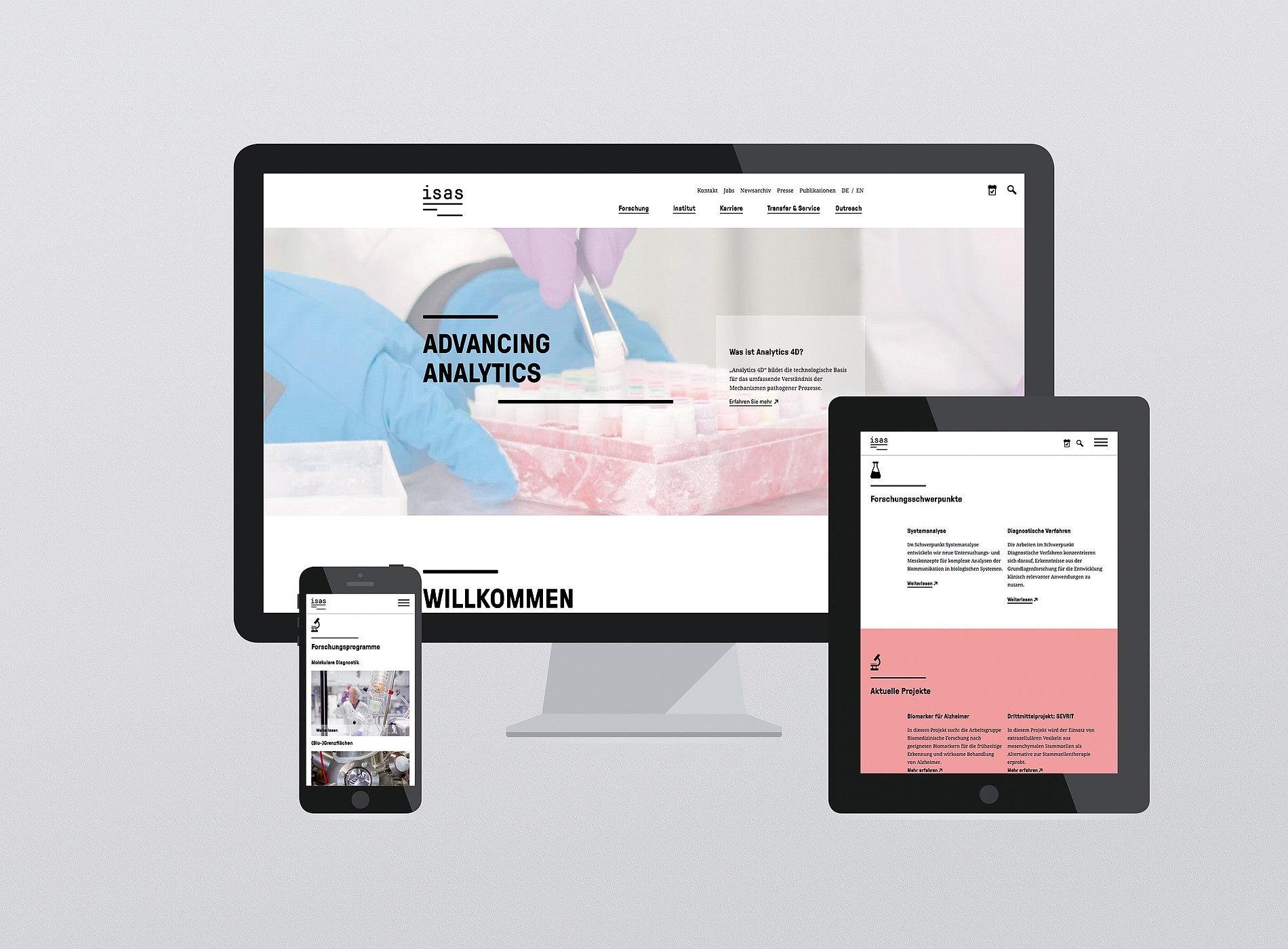 ISAS | Red Dot Design Award