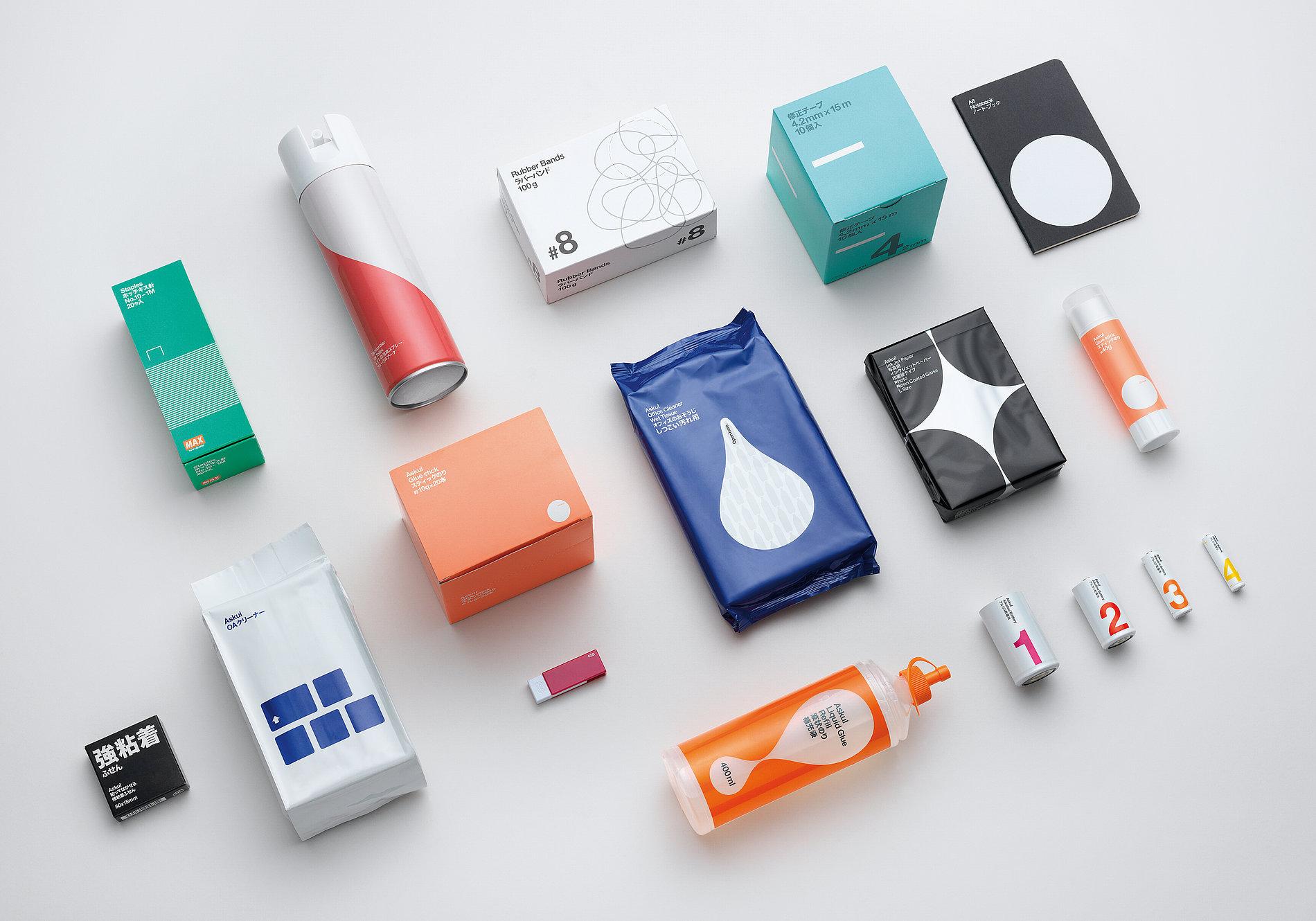 Askul | Red Dot Design Award