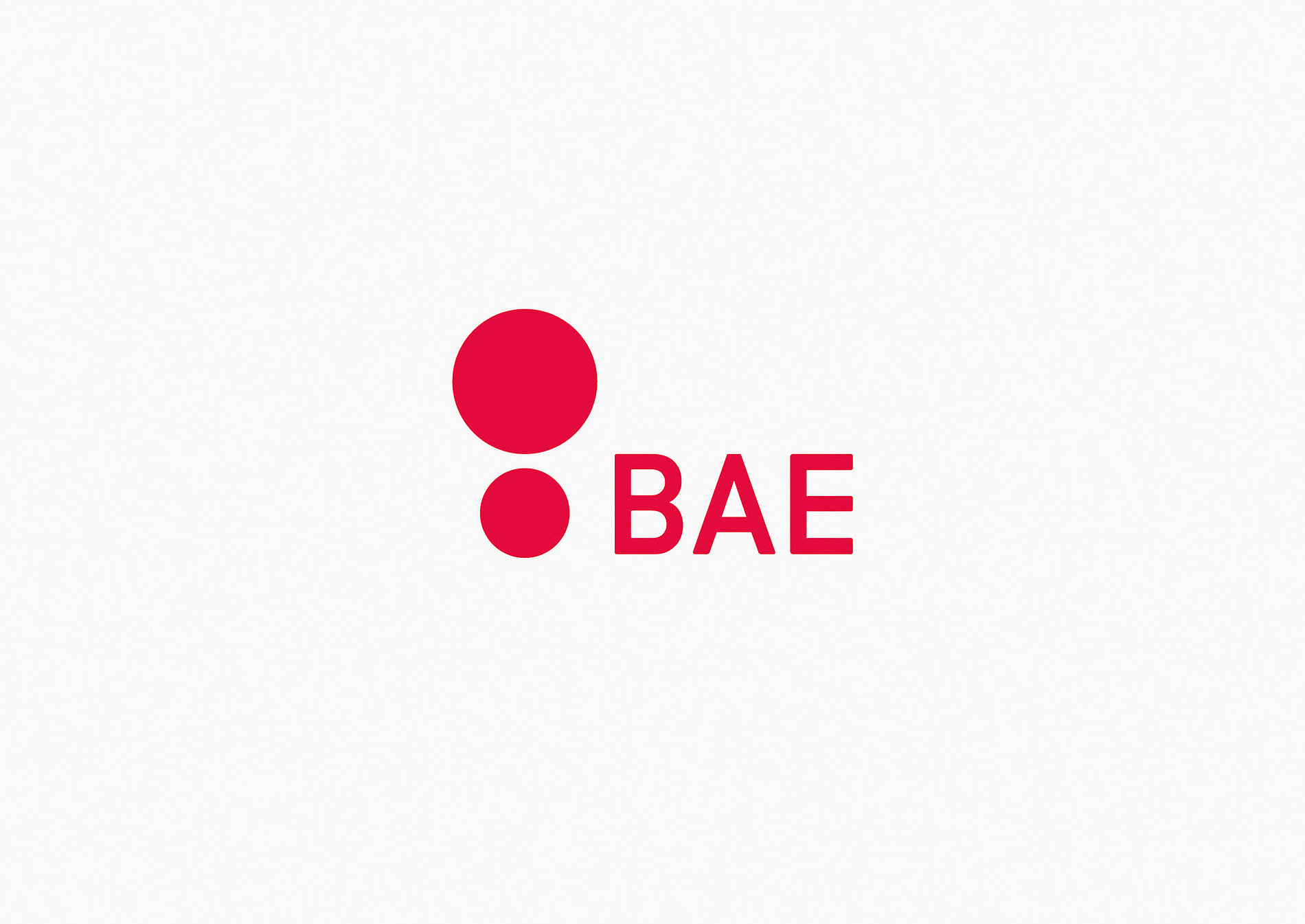 BAE | Red Dot Design Award