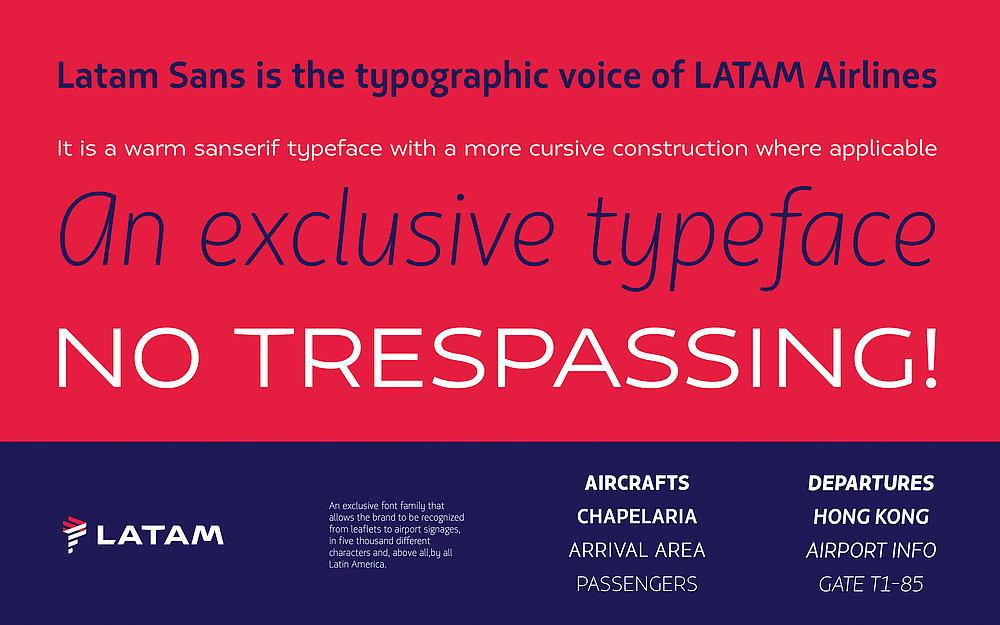 LATAM Sans   Red Dot Design Award
