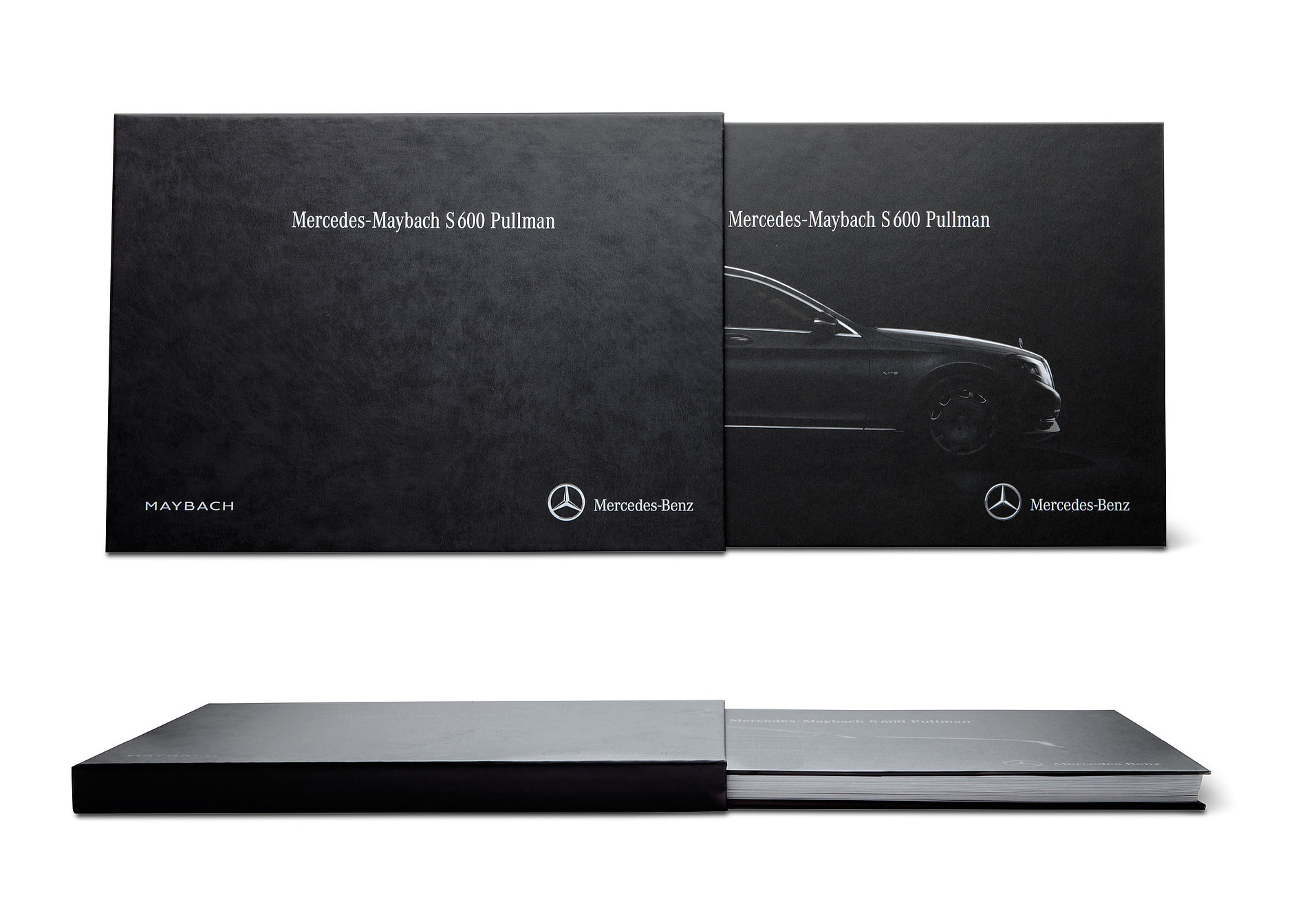 Mercedes-Maybach S600 Pullman –  Book of Inspiration | Red Dot Design Award