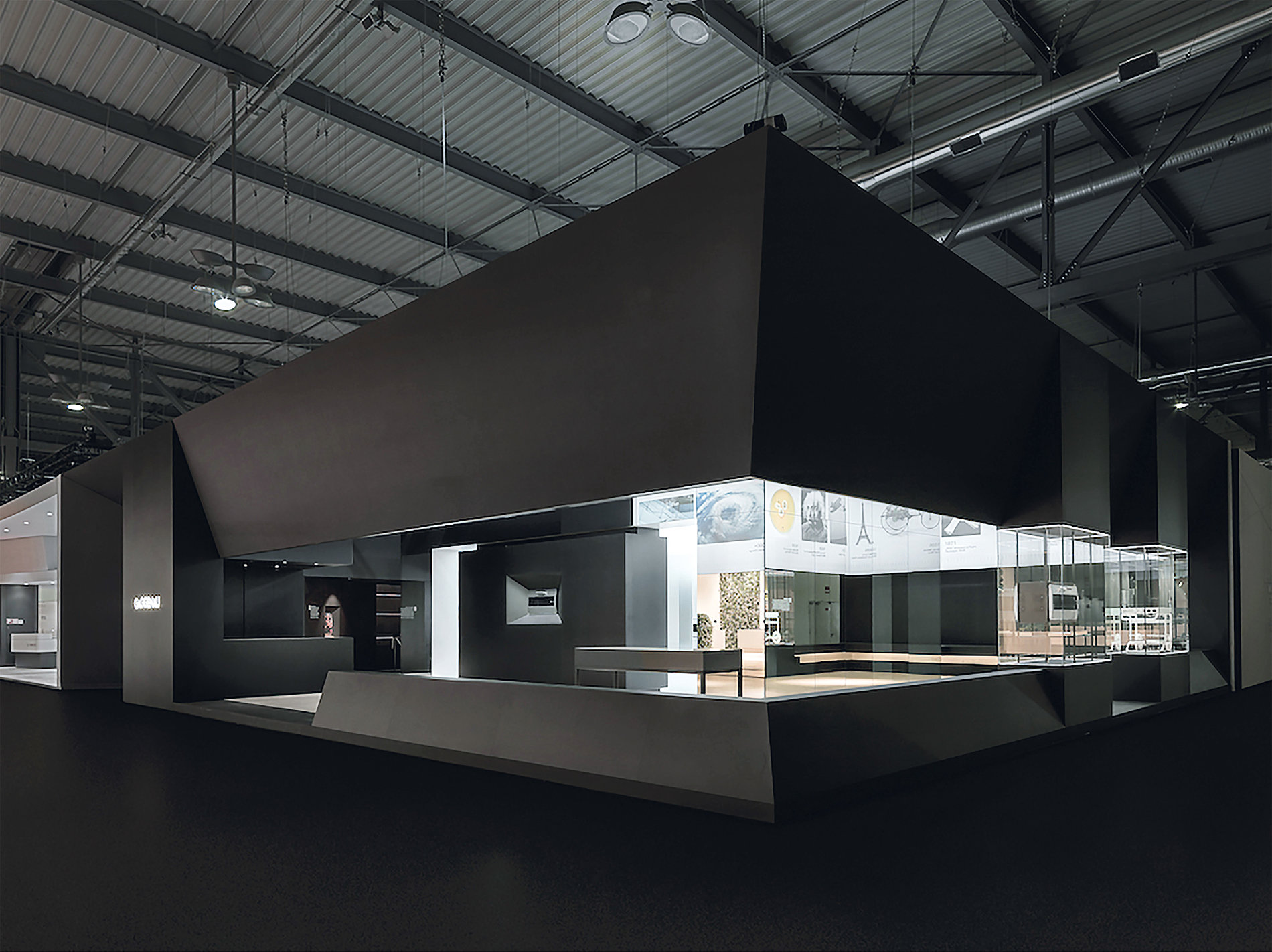 333 Years in the Making –  Gaggenau Fair Stand EuroCucina 2016 | Red Dot Design Award
